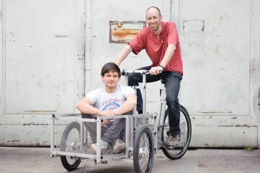 Reallabor für nachhaltige Mobilitätskultur - Das Freie Lastenrad Stuttgart