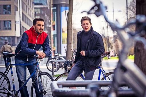 Reallabor für nachhaltige Mobilitätskultur - Kesselrollen