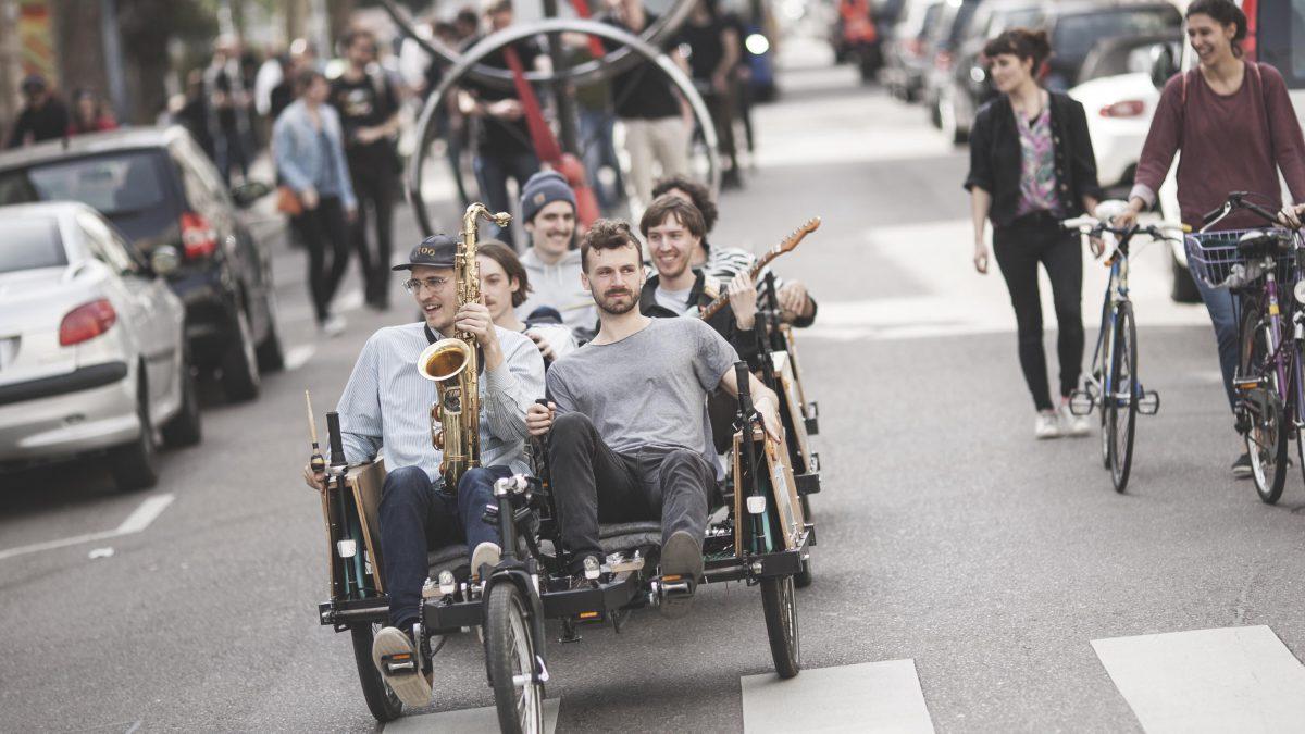 Reallabor für nachhaltige Mobilitätskultur Bildergalerie