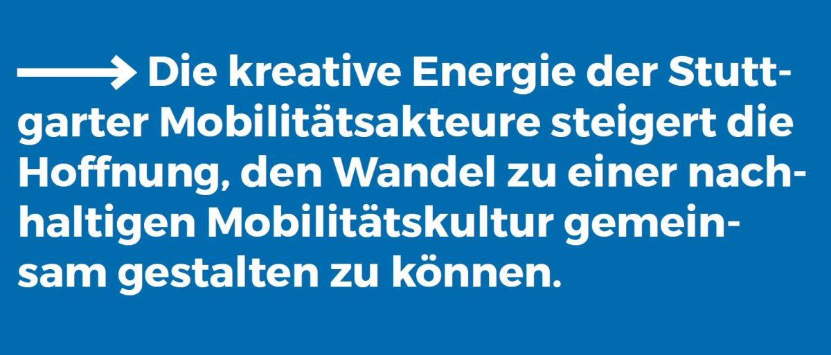 Reallabor für nachhaltige Mobilitätskultur - Akteure der Mobilitätskultur
