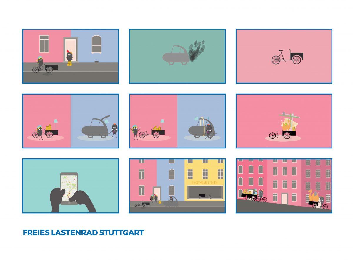 Reallabor für nachhaltige Mobilitätskultur - Animated Urbanism
