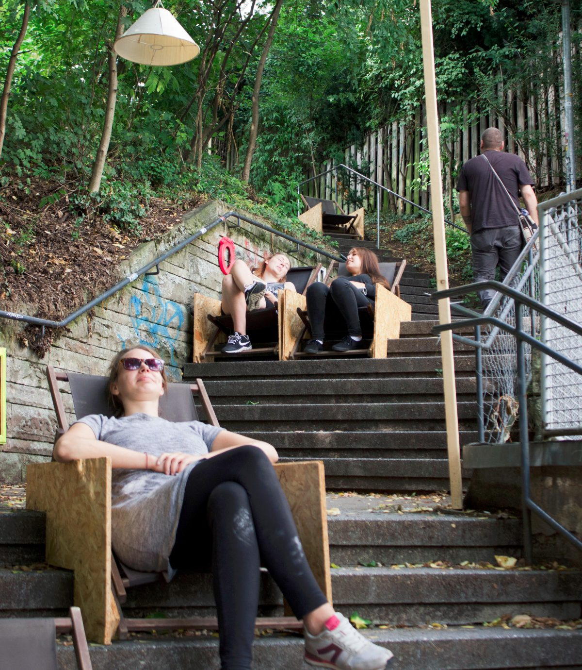 Reallabor für nachhaltige Mobilitätskultur - Die Stäffele Gallery