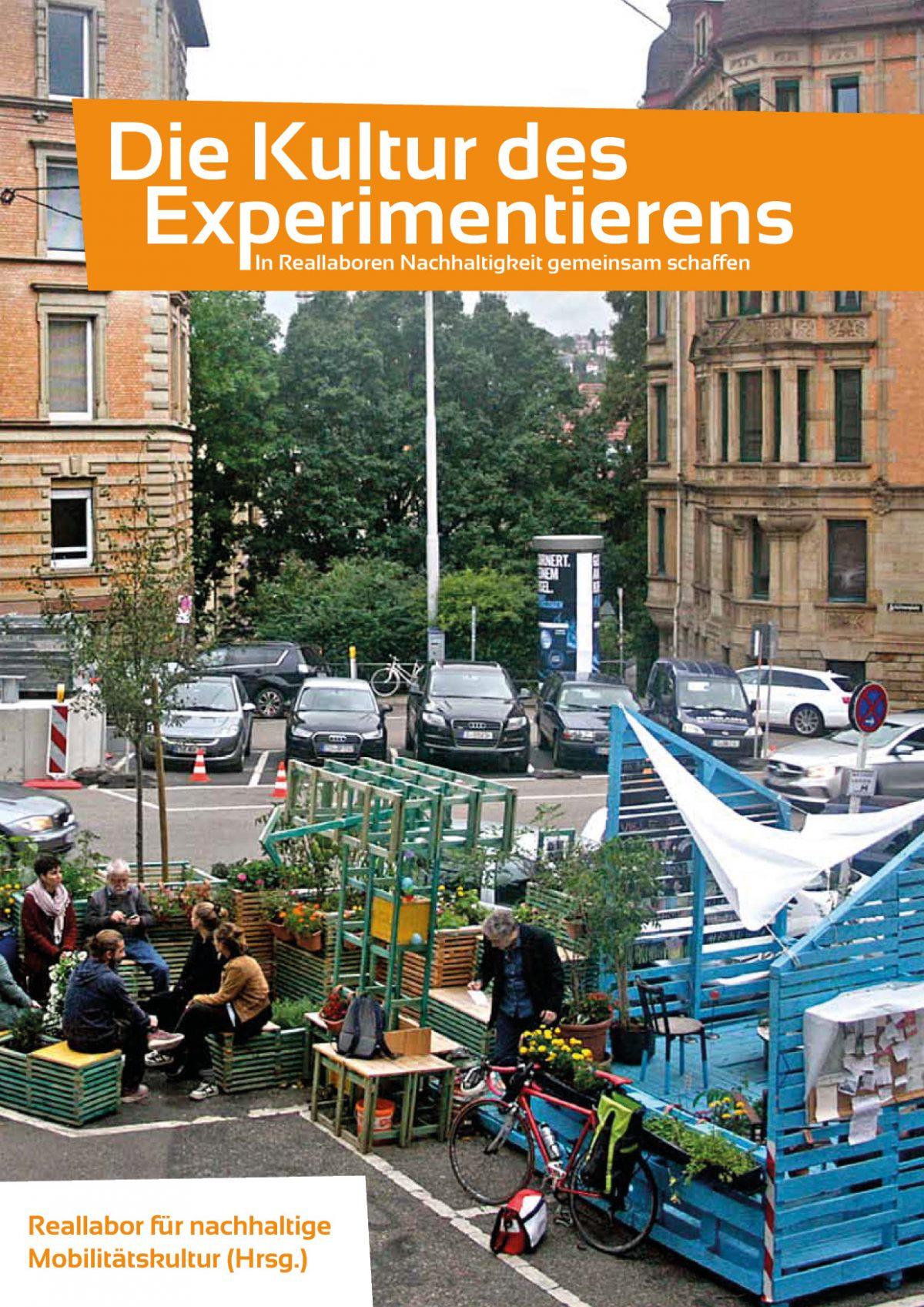 Reallabor für nachhaltige Mobilitätskultur - Forschen mit Realexperimenten