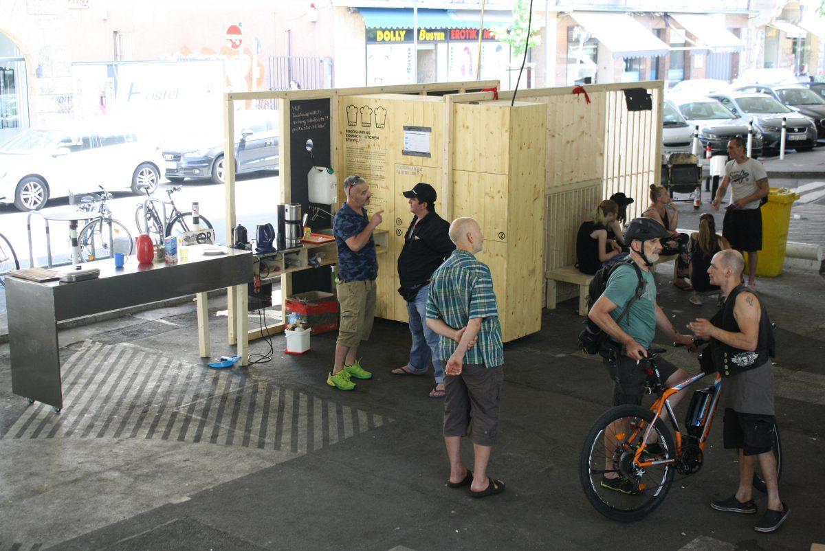 Reallabor für nachhaltige Mobilitätskultur - Stadtregal