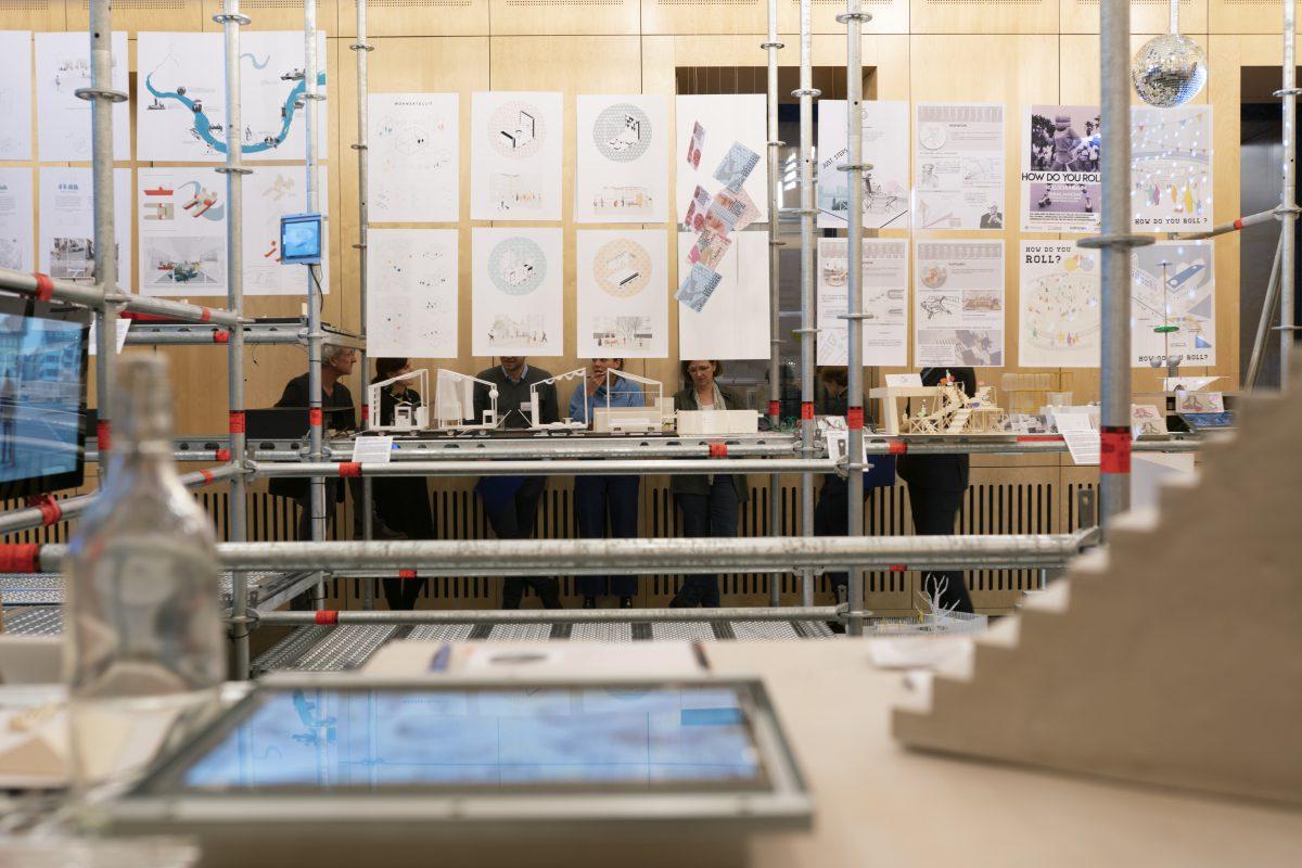 Reallabor für nachhaltige Mobilitätskultur - Provisorische Architektur – Neue Realexperimente für Stuttgart