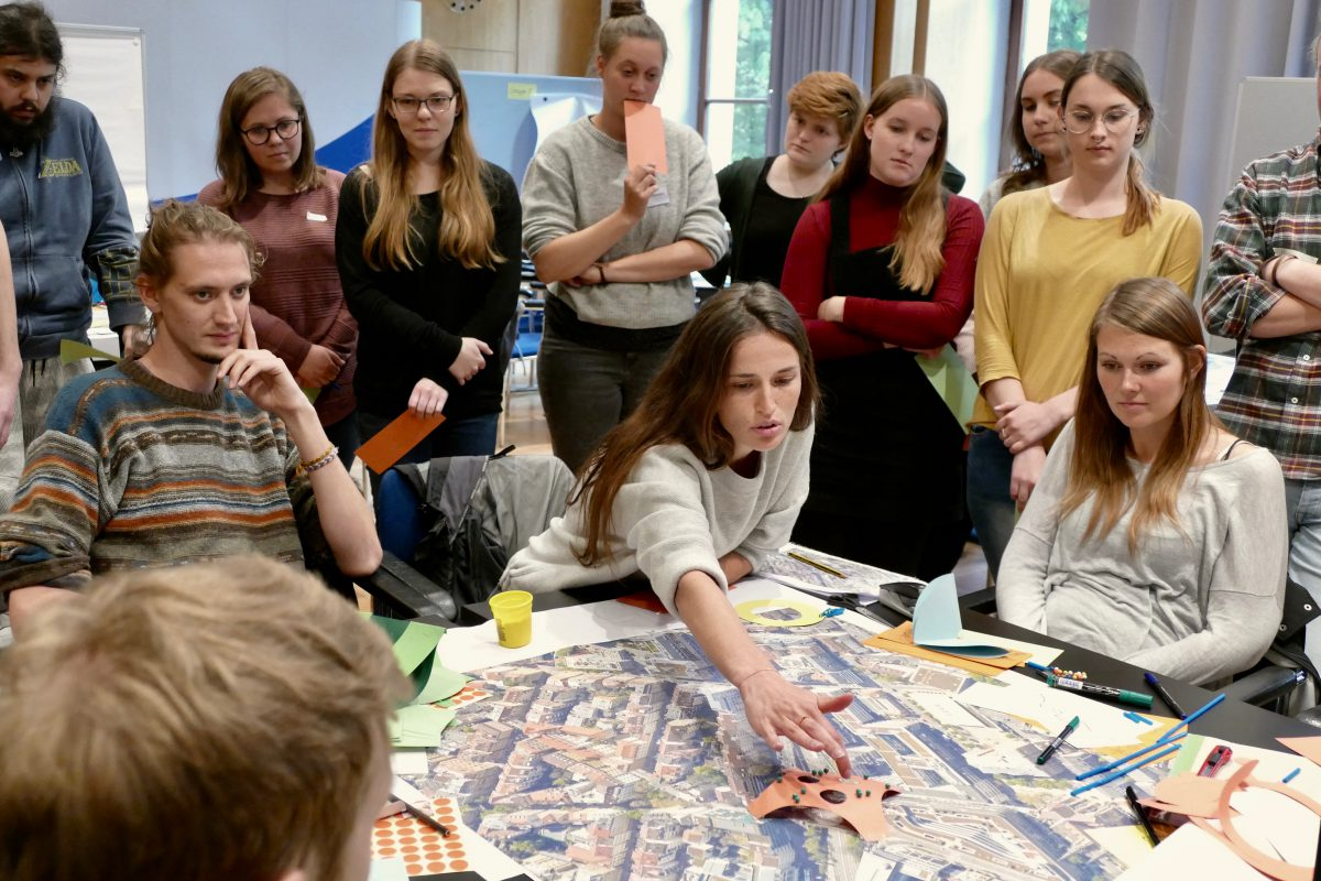 Reallabor für nachhaltige Mobilitätskultur - SQ-Workshops